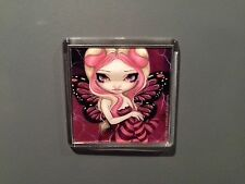 Pink Lighting. Jasmine Becket-Griffith. Magnet. Fairy. Fantasy.