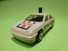 NOVACAR 108 PEUGEOT 406 POLICE CAR 1/60 - GOOD CONDITION