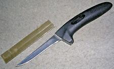 "Scarce Vintage Chicago Cutlery USA BG60S 3-1/2"" Boning Knife! BioCurve Series!"