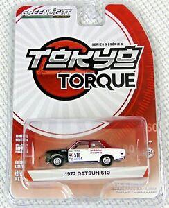Greenlight Tokyo Torque Series 9 1972 Datsun 510