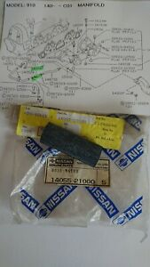 Datsun Bluebird 910 SSS, manifold coolant hose, new genuine part. 14055-21000.