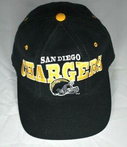 Vintage San Diego Chargers Starter NFL Snapback  Pro Line Cap Hat Tri Power.