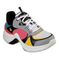 Skechers Women's   Solei St. Groovy Sole Wedge Sneaker