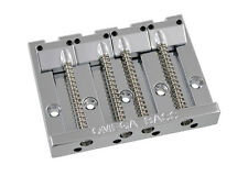 Omega 3350010allparts BB Bass Bridge 4strings and Small Parts for Electric