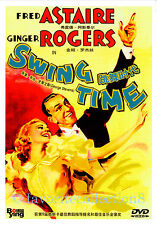 Swing Time (1936) - Fred Astaire, Ginger Rogers - DVD NEW
