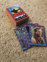 1991 Topps ROBIN HOOD PRINCE OF THIEVES Complete Card And Sticker Set. NM-M