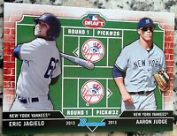 AARON JUDGE 2013 Bowman Baseball Rookie Card RC New York Yankees $$ HOT $$ HR