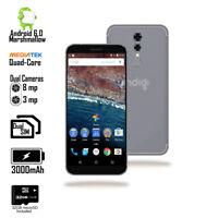 5.6-inch 4G LTE Unlocked QuadCore 2SIM Android 6 SmartPhone + Fingerprint Access