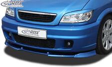 RDX Frontspoiler VARIO-X für OPEL Zafira A OPC