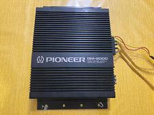 AMPLIFICATORE PER AUTO - PIONEER GM-2000 - 100w + 100w