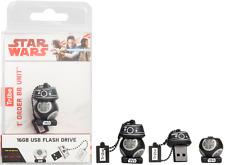 16GB Star Wars TLJ 1er orden BB unidad USB Flash Drive