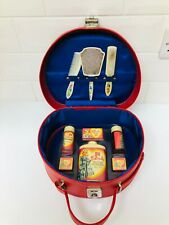 Rare Vintage Sindy Doll Vanity Case With Contents ~ Child Size ~ Pedigree