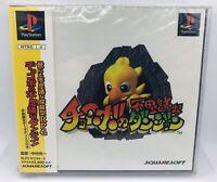 Chocobo no Fushigina Chocobo's Mystery Dungeon Sony PlayStation PS1 Japan