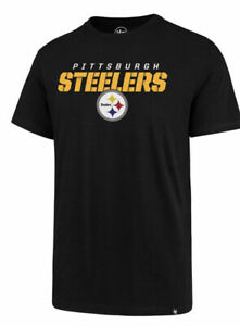 Pittsburgh Steelers Traction Small  Super Rival Team Color Tee Shirt  47