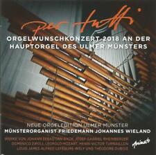 Orgel - W.v.Rheinberger;Dubois;Lefébure-Wély;Bach;u.a. /  Münster Ulm