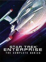 Star Trek Enterprise The Complete Series  (27 DVD DISC BUNDLED SET) NEW
