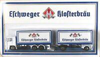 Eschweger Klosterbräu - Biertruck-Nr 12 - MAN F90 HZ- KW 40 € (OVP)