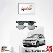 KIT 4 PASTIGLIE FRENO ANTERIORI  BMW X5 3.0 i 200KW 272CV DAL 2011 ->111233