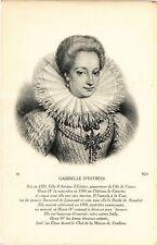 CPA Gabrielle d'Estrées Royalty Nobelty (314761)