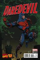 Daredevil #1 '92 Variant (2016) Marvel Comics