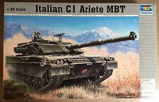 TRUMPETER 00332 - 1/35 ITALIAN C1 ARIETE MBT - NUOVO