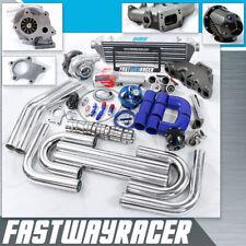 94-02 Jetta Golf Passat Corrado VR6 2.8L 12V T3 T3/T4 Turbo Kit Turbo Manifold