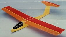NEW IMPROVED Ridge Runt RC Glider CNC Cut Short Kit STRONGER D-box wing + tail