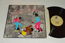 THE GAP BAND Strike a Groove LP 1983 Passport Records PL-5024 Electro Funk VG+