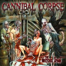 Cannibal Corpse-The Wretched Spawn Vinyl LP Sticker or Magnet
