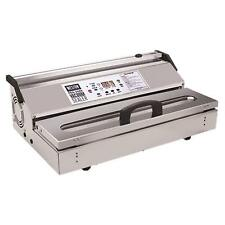 "Weston Pro-3500 Commercial Grade Vacuum Sealer, 15"" bar, Stainless Steel"