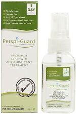 Perspi Guard Antiperspirant Treatment 30ml Maximum 5