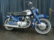 Honda C72 / C 72 Dream ca 1964 Oldtimer Motorrad Klassiker