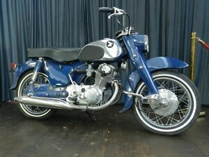 Honda CA72 / CA 72 Dream ca 1964 Oldtimer Motorrad Klassiker