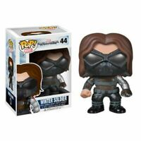 Funko pop the avengers captain america winter soldier figure los vengadores