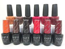 OPI GelColor + Matching Lacquer Fall 2016 Washington D.C Collection #2 Set Of 12