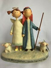 Lifesighs by Chris Shea We Love To Tell The Story Figurine