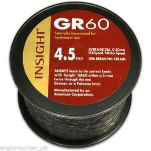 Gardner Insight GR60 / Carp Fishing Line