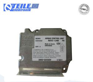 Airbagsteuergerät / ECU airbag Hyundai i20,  95910 - 1J400 - Siemens 5WK43928