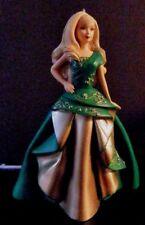 Hallmark Keepsake Ornament 12th Celebration Holiday Barbie Series Christmas 2011