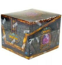 New Sealed Dungeon Treasure Pack Box World of Warcraft WoW TCG Trading Card Loot