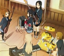 K-ON After School Tea Time II CD Limited Edition TV Anime Music J-POP Japan
