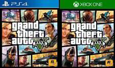 Grand Theft Auto V(Microsoft Xbox One) Premium Online Edition X1 GTA 5 1
