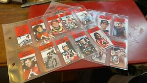 BELLE VUE ACES--SPEEDWAY LEGENDS-PART 1--SET OF 20--COLLECTOR'S CARDS--RARE