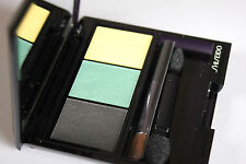 Shiseido Luminizing Satin Eye Color Trio Eye Shadow Vinyl GR716