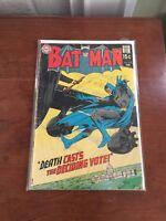 BATMAN #219 (Key Issue)~Neal Adams Cover Art