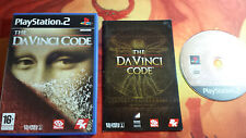 THE DA VINCI CODE PAL UK PLAYSTATION 2 PS2 ENVÍO 24/48H COMBINAMOS GASTOS