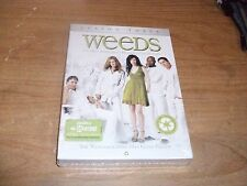Weeds Season 3 Comedy Series About Dealing In The Suburbs (DVD 2008) TV Show NEW