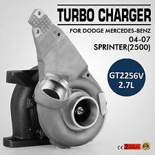 04-07 Dodge Sprinter 2.7L Diesel Engine Bolt on for Stock GT2256V Turbo charger