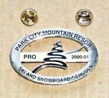 Park City Mountain Resort Pro 2000-01 Ski and Snowboard Schools