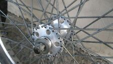 OLD SCHOOL BMX PEREGRINE SUZUE SUPER PRO 26TPI REAR SEALED BEARING HUB AXEL 3//8